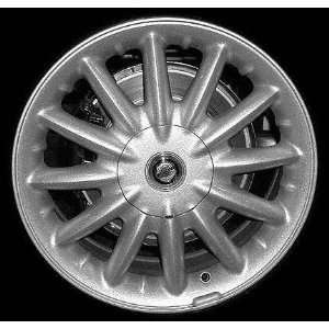 01 02 CHRYSLER SEBRING CONVERTIBLE ALLOY WHEEL (PASSENGER