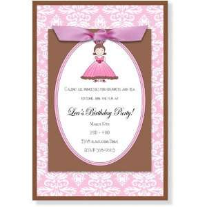 Childrens Birthday Party Invitations   M40 HR20 Health