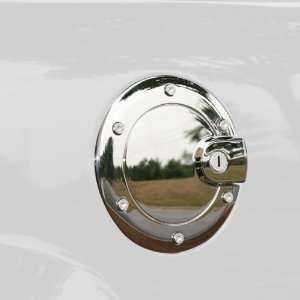Rugged Ridge 13310.25 Chrome Fuel Door Cover for Jeep Grand Cherokee