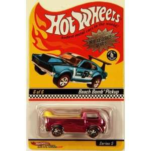 Hot Wheels Neo Classics Series 5 Beach Bomb Pickup 6/6 PINK Limited