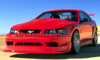 99 00 01 02 03 04 Ford Mustang Cobra R Bumper Body Kit