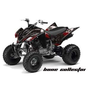 AMR Racing Yamaha Raptor 350 ATV Quad Graphic Kit   Bonecollector