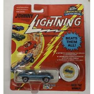 Johnny Lightning the Challengers DIE Cast CAR Custom XKE Toys & Games