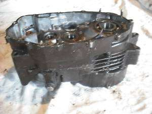 1974 honda MT250 MT 250 ELSINORE engine block cases