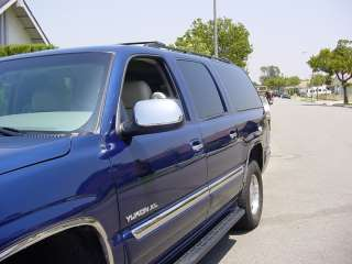 00 06 Chevrolet Tahoe Suburban Yukon Chrome MIRROR Cover