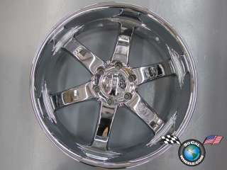Four 03 12 Ford Expedition F150 Navigator 22 New Custom Chrome Boss