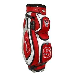 State Wolf Pack Lettermans II Cooler Golf Cart Bag