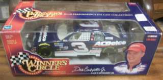 Winners Circle 1998 Dale Earnhart #3 AC Delco 1/24 Scale Racecar New