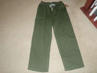 MENS LUCKY BRAND SWEAT DRAW STRING PANTS L LARGE NEW NWT