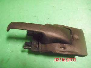 1999 Ford Explorer Right Front Door Handle #A29