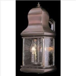 Framburg 9260 Marquis Two Light Outdoor Wall Lantern Finish Mahogany