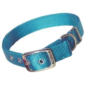 Hamilton Thick Nylon Deluxe Dog Collar, 1 Inch by 24 Inch