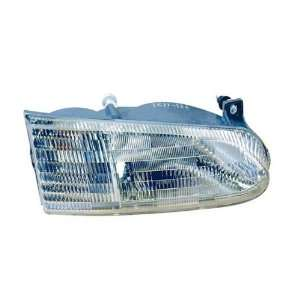 com Depo Ford Windstar Driver & Passenger Side Replacement Headlights