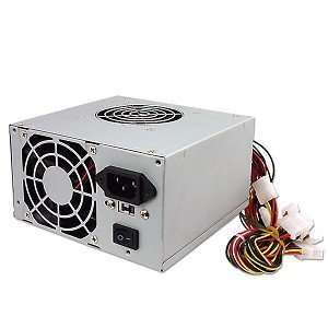 Echo Star 480W 20 pin Dual Fan ATX PSU Electronics