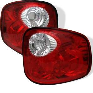 2001 2003 Ford F150 Flareside Red SR Altezza Tail Lights