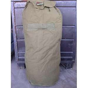 East German Army Duffle Bag
