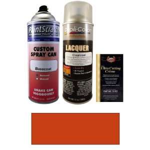 12.5 Oz. Hemi Orange Spray Can Paint Kit for 2007 Dodge Charger (PLC)