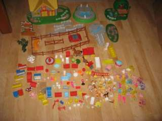OH JENNY Vintage Houses, Figure & Accessories By Matchbox Huge Lot 100