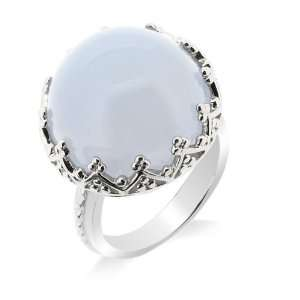 LenYa Special   Stunning new design Mothers Day Sterling Silver Ring