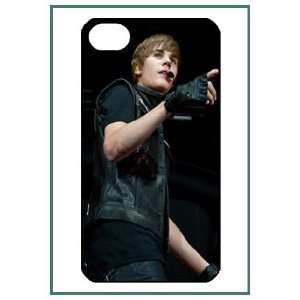 Justin Bieber Pop Star iPhone 4s iPhone4s Black Designer
