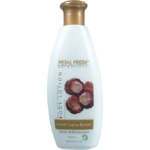 Dry Skin Therapy Fresh Cocoa Butter Body Lotion 10oz/300ml Beauty