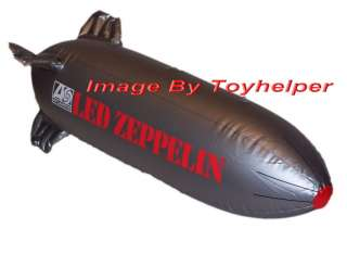 LED ZEPPELIN INFLATABLE PROMOTIONAL BLIMP BLOW UP MINT