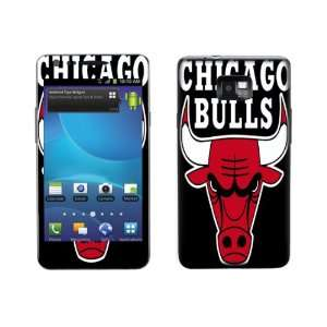 Meestick Chicago Bulls Vinyl Adhesive Decal Skin for Samsung Galaxy S2
