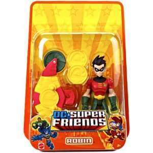 DC Super Friends Exclusive Action Figure Robin Toys & Games