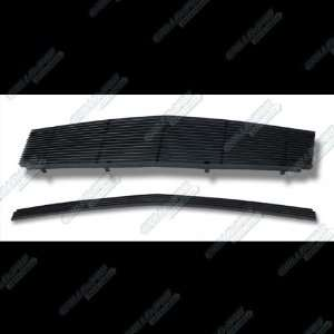 03 07 Cadillac CTS Black Billet Grille Grill Combo Insert