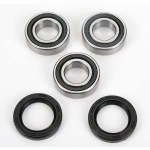 08 SUZUKI RM250 PIVOT WORKS REAR WHEEL BEARING KIT (STAINLESS STEEL