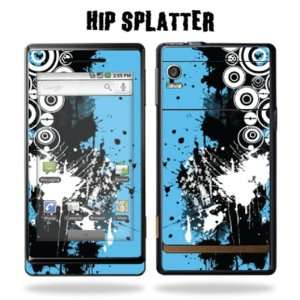 Protective Vinyl Skin Decal Sticker for Motorola Droid