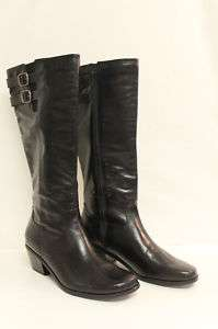 LifeStride Womens Somerset Knee High Boot w Buckles NEW   MSRP $88.95