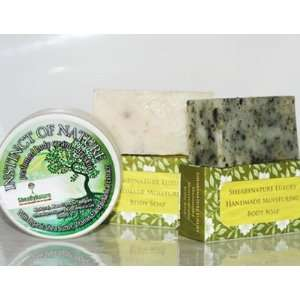 Soap & Skin Firming Soap with Shea Butter and Mixed Garden Herbs