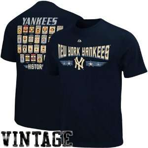 Majestic New York Yankees Cooperstown Baseball Tickets T