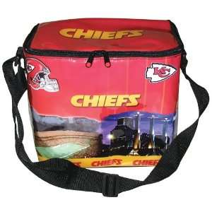 Kansas City Chiefs NFL 12 Pack Soft Sided Cooler Bag