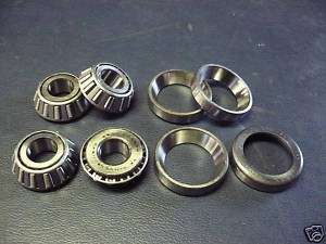 Jeep Willys MB GPW CJ2A 3A M38 38A1 knuckle bearing kit