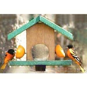 Oriole Feeder Cedar   (Bird Feeders) (Fruit and Jelly Feeders
