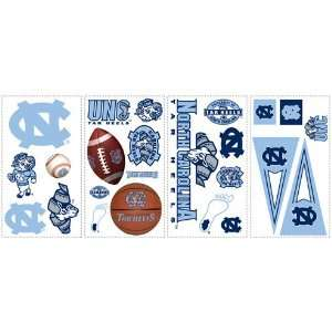 NCAA Appliques North Carolina