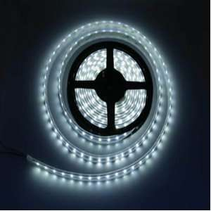 Flexible Strip Lights cool white CAR DIY gift 12V Electronics