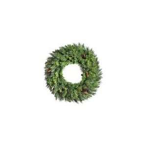 10 Cheyenne Pine Commercial Artificial Christmas Wreath