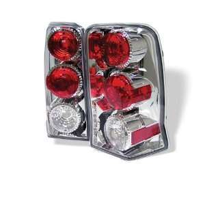 Cadillac Escalade 02 03 04 05 06 Altezza Tail Lights   Chrome (Pair)
