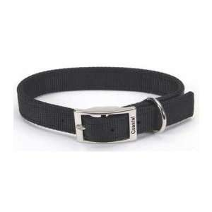 Nylon Double Layer Dog Collar Size 1 W x 26 D, Color