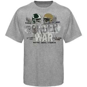 Champion Michigan State Spartans vs. Notre Dame Fighting