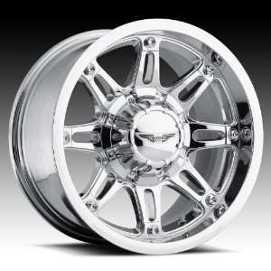 Eagle Alloys Series 027 Chrome Wheel (17x9/8x6.5