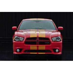 2011 2012 Dodge CHARGER 10 Rally Stripes Stripe Decals Automotive