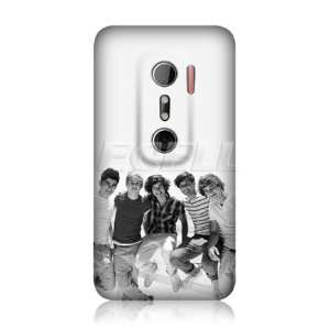 Ecell   ONE DIRECTION 1D SNAP ON BACK CASE COVER HTC EVO