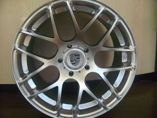22 PORSCHE WHEELS/RIM+TIRES PANAMERA 4S TURBO S