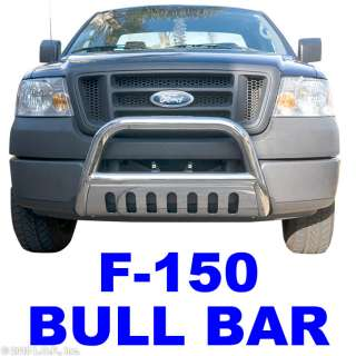 Bull Bar Guard Stainless 304 S/S FORD F150 09 10