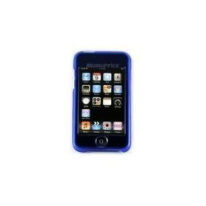 Crystal Case for iPod Touch 2nd + 3rd Generation   Blue