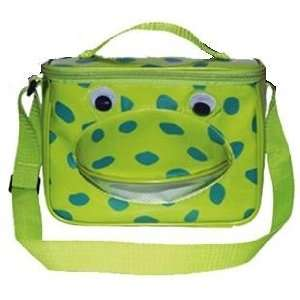 Insulated Kids Animal Lunchbox Froggie Toys & Games